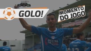 GOLO! CD Feirense, A. Karamanos aos 10', CD Feirense 1-0 Marítimo M.