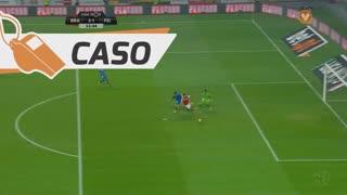 SC Braga, Caso, Hassan aos 54'