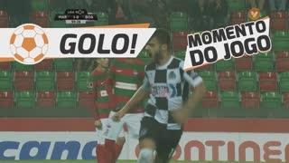 GOLO! Boavista FC, Carraça aos 51', Marítimo M. 1-1 Boavista FC