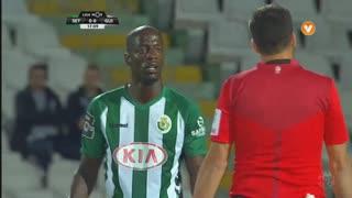 Vitória FC, Jogada, Edinho aos 18'