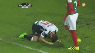 Boavista FC, Jogada, A. Schembri aos 4'