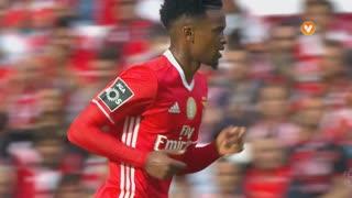 SL Benfica, Jogada, Nélson Semedo aos 28'