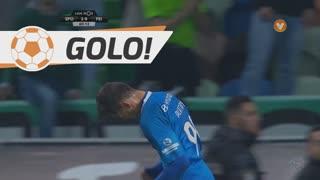 GOLO! CD Feirense, Platiny aos 61', Sporting CP 2-1 CD Feirense