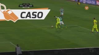 Rio Ave FC, Caso, Rúben Ribeiro aos 57'