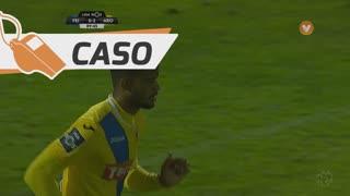 FC Arouca, Caso, Nuno Coelho aos 90'