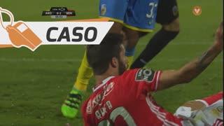 SL Benfica, Caso, Rafa aos 53'