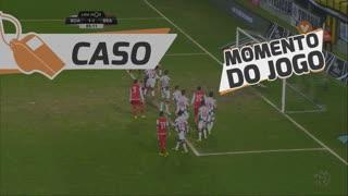 SC Braga, Caso, Rodrigo Pinho aos 84'