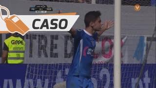 CD Feirense, Caso, Diego Galo aos 45'+1'