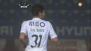 Rio Ave FC, Jogada, Gil Dias aos 35'