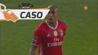 SL Benfica, Caso, Luisão aos 30'