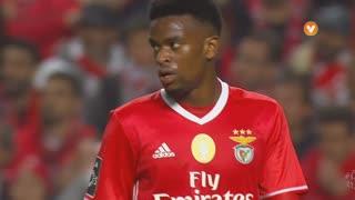 SL Benfica, Jogada, Nélson Semedo aos 16'