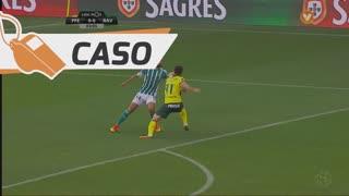 FC P.Ferreira, Caso, Ricardo Valente aos 3'