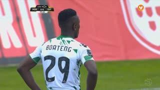Moreirense FC, Jogada, E. Boateng aos 19'