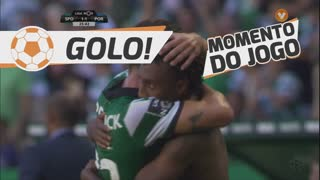 GOLO! Sporting CP, Gelson Martins aos 26', Sporting CP 2-1 FC Porto