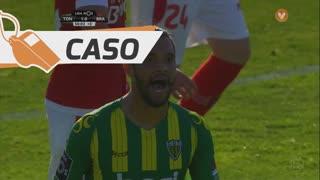 CD Tondela, Caso, Kaká aos 45'+5'