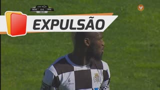 Boavista FC, Expulsão, Idris aos 37'
