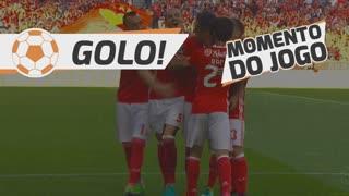 GOLO! SL Benfica, Jonas aos 36', SL Benfica 2-0 Marítimo M.