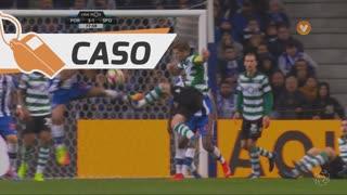 Sporting CP, Caso, Adrien Silva aos 78'