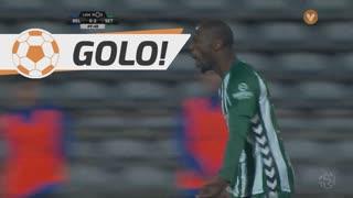 GOLO! Vitória FC, Edinho aos 50', Belenenses 0-2 Vitória FC