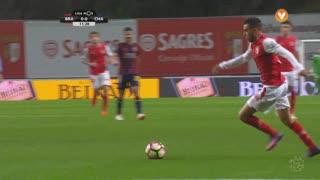 SC Braga, Jogada, Ricardo Horta aos 11'