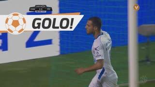 GOLO! CD Feirense, A. Karamanos aos 45'+1', GD Chaves 0-1 CD Feirense