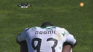 Moreirense FC, Jogada, Ousmane Dramé aos 34'