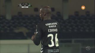 Vitória FC, Jogada, Edinho aos 16'