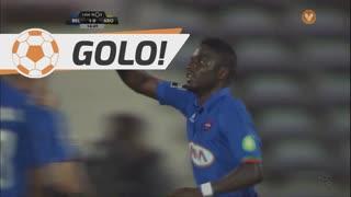GOLO! Belenenses, Abel Camará aos 15', Belenenses 1-0 FC Arouca