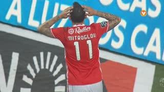 SL Benfica, Jogada, K. Mitroglou aos 74'