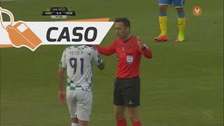 Moreirense FC, Caso, Neto aos 18'