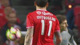 SL Benfica, Jogada, K. Mitroglou aos 29'