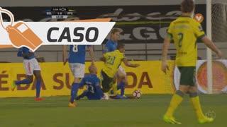 FC P.Ferreira, Caso, Luiz Phellype aos 65'