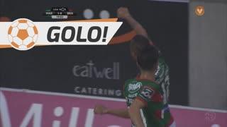 GOLO! Marítimo M., Edgar Costa aos 19', Marítimo M. 1-0 SC Braga