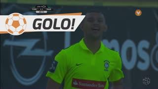 GOLO! Marítimo M., Raul aos 60', CD Tondela 1-1 Marítimo M.