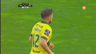 FC P.Ferreira, Jogada, Pedrinho aos 31'