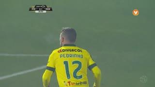 FC P.Ferreira, Jogada, Pedrinho aos 37'