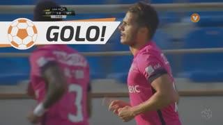 GOLO! Estoril Praia, Kléber aos 12', Estoril Praia 1-0 Vitória FC