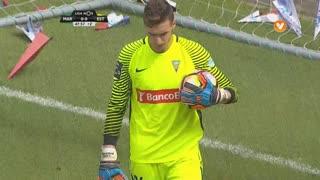 Marítimo M., Jogada, Alex Soares aos 45'+3'
