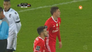 SL Benfica, Caso, V. Lindelöf aos 43'