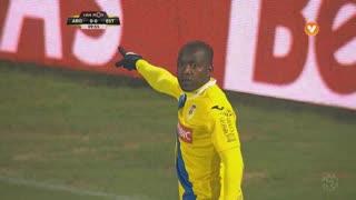 FC Arouca, Jogada, Jorginho Intima aos 10'