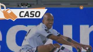 Vitória SC, Caso, Bruno Gaspar aos 44'