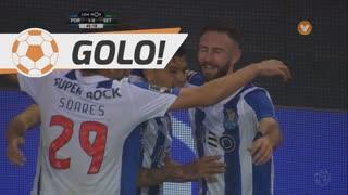 GOLO! FC Porto, Corona aos 45'+1', FC Porto 1-0 Vitória FC