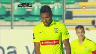 Marítimo M., Jogada, Dyego Sousa aos 45'+5'