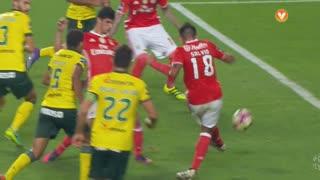 SL Benfica, Jogada, Salvio aos 72'