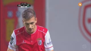 SC Braga, Jogada, Pedro Santos aos 78'