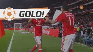 GOLO! SL Benfica, K. Mitroglou aos 88', SL Benfica 3-1 GD Chaves
