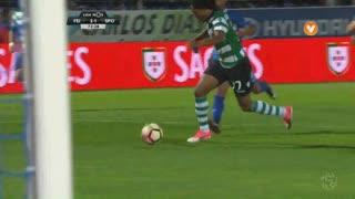 Sporting CP, Jogada, Gelson Martins aos 73'