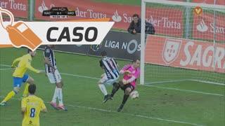 CD Nacional, Caso, Salvador Agra aos 90'+4'