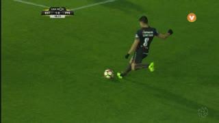 FC P.Ferreira, Jogada, Christian aos 18'