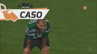 Sporting CP, Caso, Bas Dost aos 89'